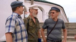 Летний картуз «Костромская традиция»